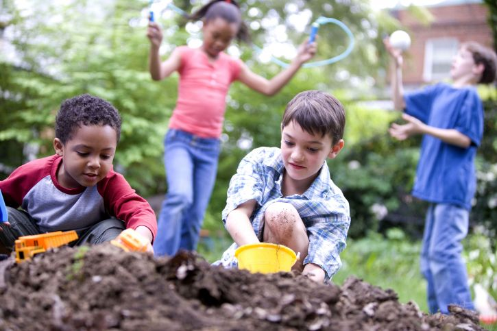 Research paper the benefits of playgrounds for children aged 0-5