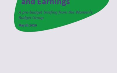 2020 WBG Briefing: Gender, employment and earnings