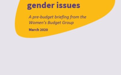 2020 WBG: Tax on saving and investment: gender issues