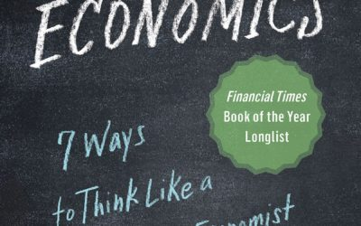 Doughnut Economics (Kate Raworth) – a review