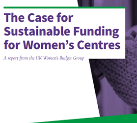 The Case for Sustainable Funding for Women's Centres