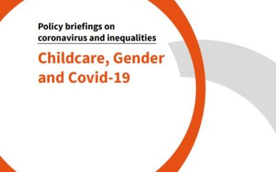 Childcare, Gender and Covid-19