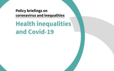 Health Inequalities and Covid-19