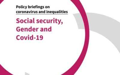 Social Security, Gender and Covid-19