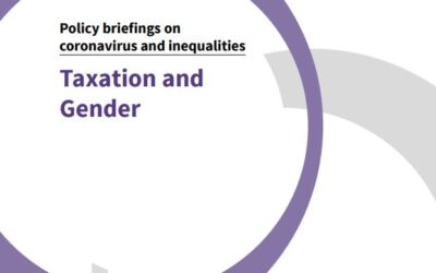 Taxation and Gender