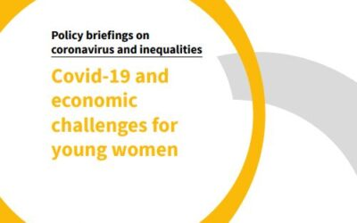 Covid-19 and Economic Challenges for Young Women