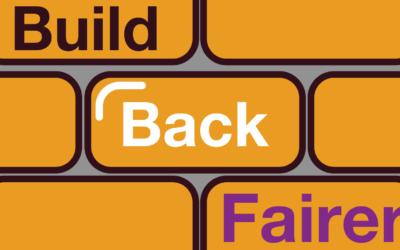 Building Back Fairer For Women & Girls